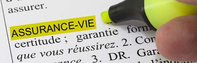 clause bénéficiaire ASSURANCE-VIE